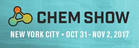 The 2017 Chem Show logo